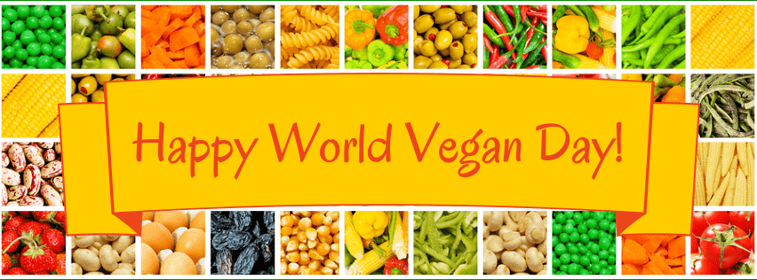 Image result for world vegan day 2018
