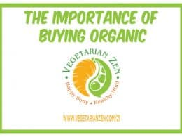 do i need to buy everything organic?