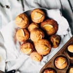 muffins in a bowl