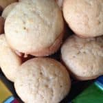 mini vegan orange muffins recipe