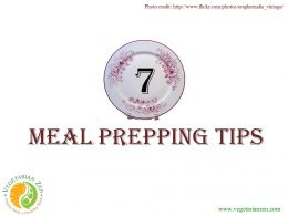 7 Meal Planning Tips
