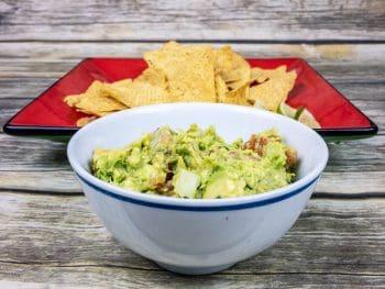 vegetarian zen guacamole