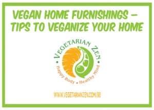 vegan home
