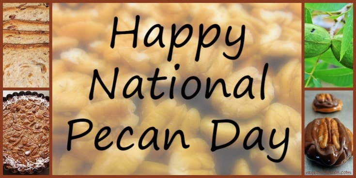 National Pecan Cookie Day