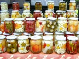Simple Ways to Make Pickled Vegetables http://www.vegetarianzen.com