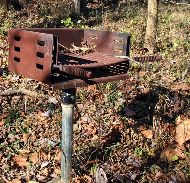 abandoned grill https://www.vegetarianzen.com
