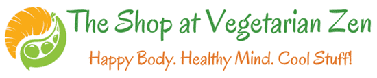 The Shop at Vegetarian Zen - button http://www.vegetarianzen.com