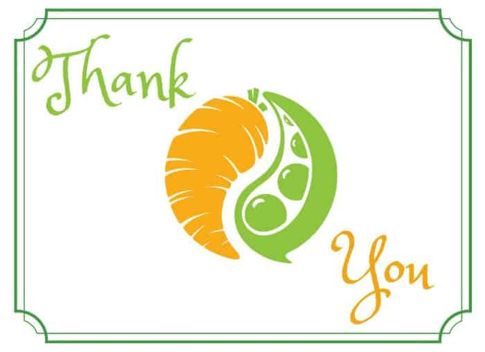 Thank you for your donation  http://www.vegetarianzen.com