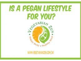 vegetarian zen podcast 240 - Is a Pegan lifestyle for you?
