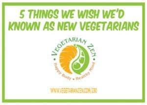 Vegetarian Zen Podcast Ep. 230