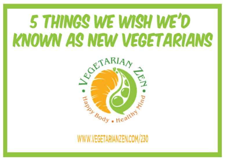Vegetarian Zen Podcast Ep. 230