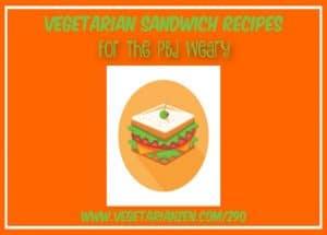 vegetarian zen podcast episode 290 - vegetarian sandwich recipes for the pbj weary