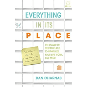 Everything In Its Place book cover