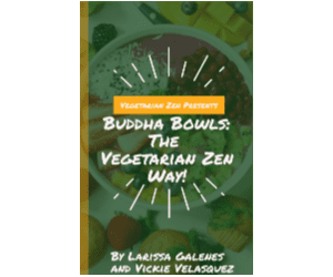 Book Cover - Buddha Bowls: The Vegetarian Zen Way