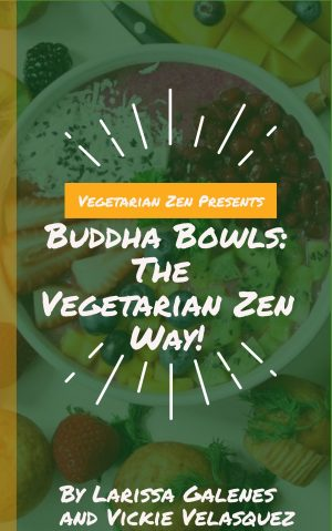 Buddha Bowls: The Vegetarian Zen Way! book cover