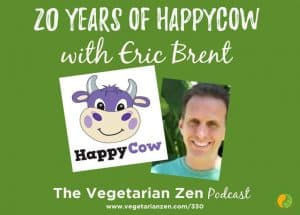 picture of happycow logo and eric brent