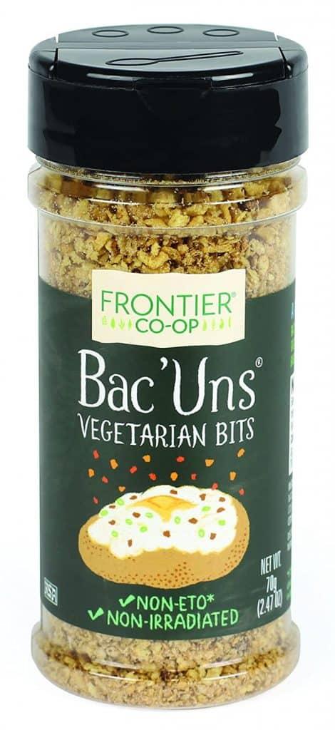 Frontier Vegetarian Bits Bac'uns