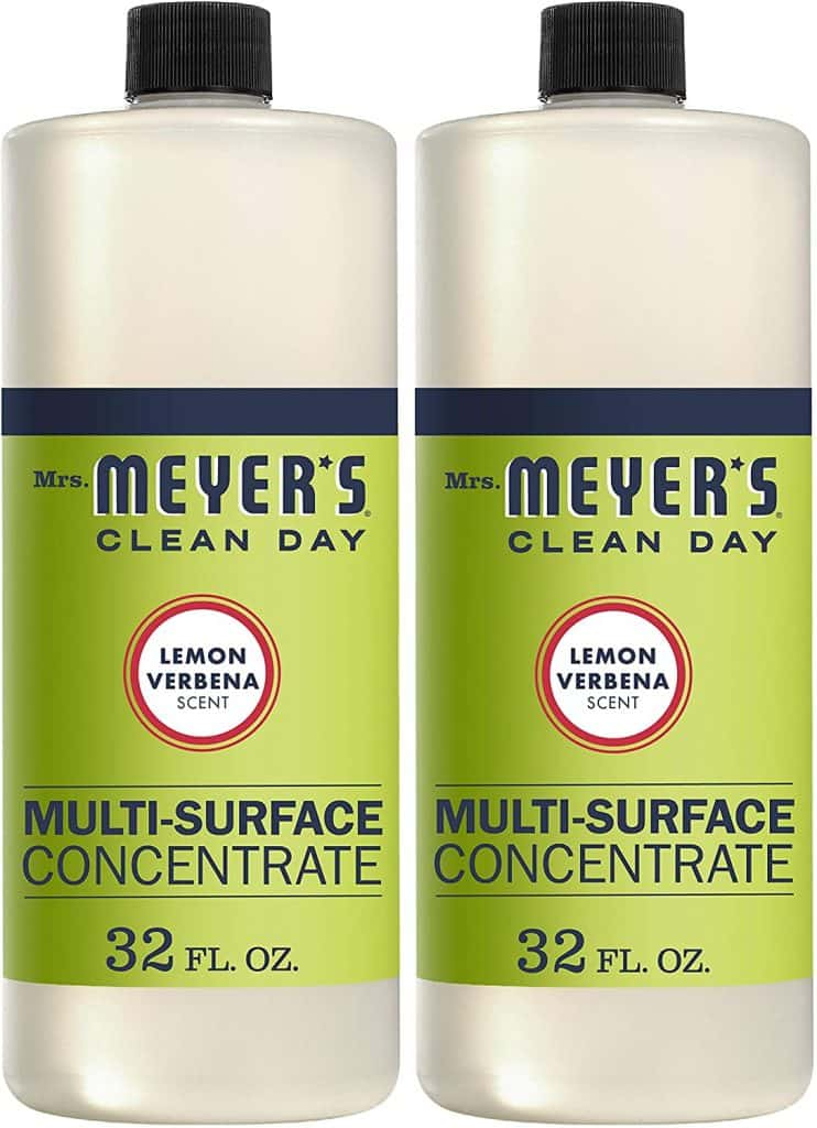 Mrs. Meyer's Clean Day Multi-Surface Cleaner Concentrate