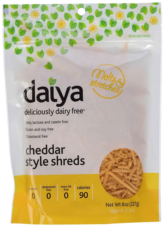 Daiya Dairy Free Cheese Shreds