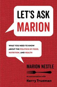 let's ask marion book jacket