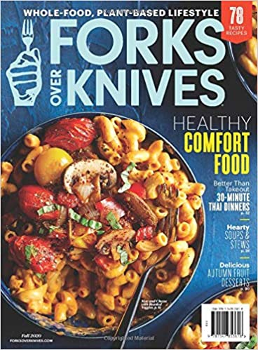 Forks Over Knives Single Issue Magazine Fall 2020