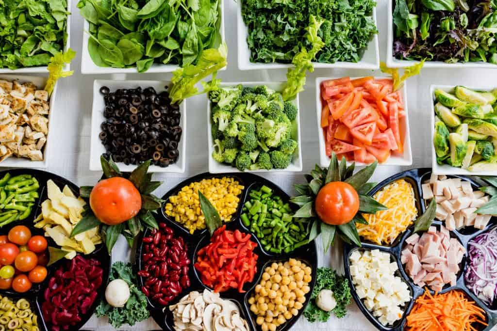 diabetes and plant-based food