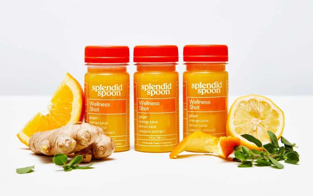 3 splendid spoon wellness shots