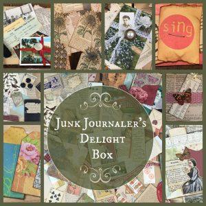 Junk journaler's delight subscription box