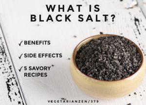 what is black salt vegetarian zen 379