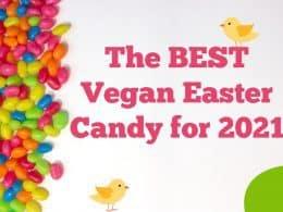 vegan easter candy 2021