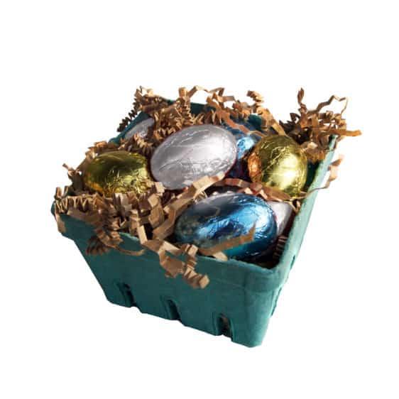 Basket of Eggs • Lagusta's Luscious