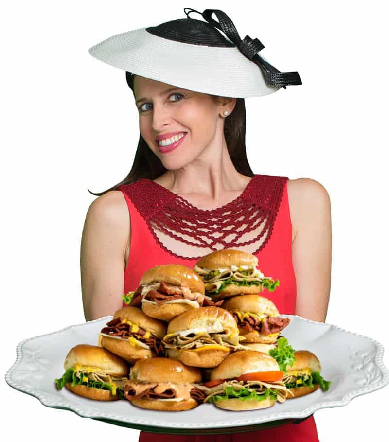 jenny goldfarb unreal deli meat sandwiches