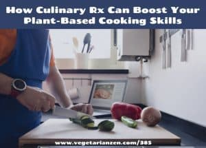 culinary rx review vegetarian zen 385