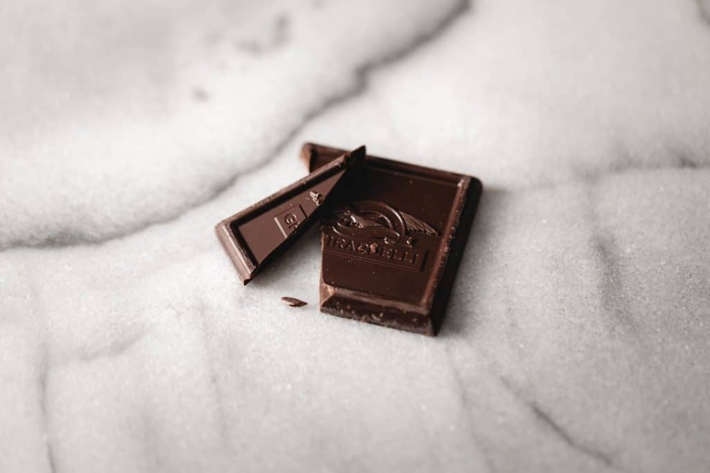 a chocolate bar is a great way to celebrate national dessert day