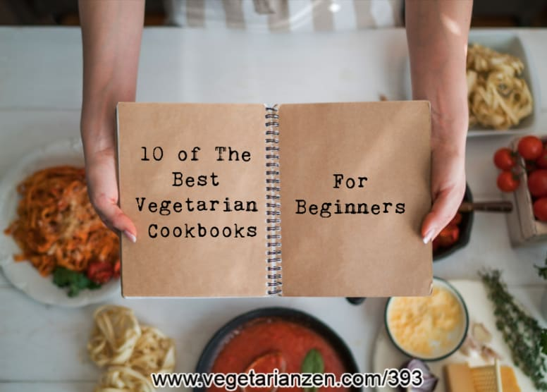 10 best vegetarian cookbooks for beginners